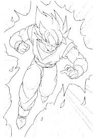 Coloring Free Dragon Ball Z Coloring Pages Page Online Dragon Ball