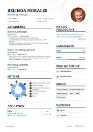 Example Of Marketing Resumes Marketing Manager Resume Samples With 8 Examples