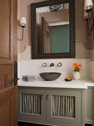 Powder Room Design Ideas Inspiration For A Timeless Powder Room Remodel In Los Angeles With Furniture Like Cabinets