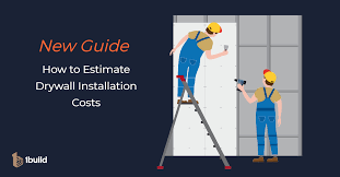 drywall installation costs how to