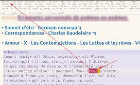 Platon et sa théorie de la connaissance et de la vérité sont la base de la majeure partie de de la philosophie occidentale. Flyspell Not Reading The Complete Word French Language Emacs Stack Exchange