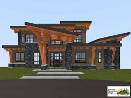 West Coast Decorating Style Contemporary Timber Frame House Plans Bhbrinfo