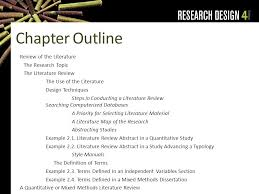 Here is one final review of the same book   Literature Review Mapping