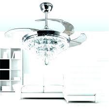 crystal chandelier ceiling fan combo chandeliers extraordinary elegant