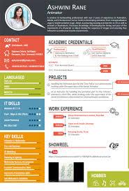 Visual Resumes Visual Resume Combo Services Visual CV Writing With Attractive 12