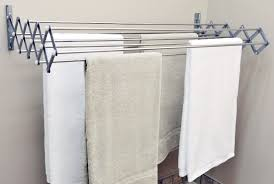 fullsize of grande laundry drying rack expandable wall mounted accordion style inside x clos drying rack