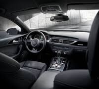 black audi. audi a6 saloon black edition trim cabin