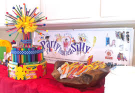 arty parties for kids