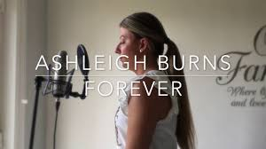 Forever - Lewis Capaldi cover by Ashleigh Burns - YouTube