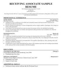 Shipping And Receiving Resume Unique Shipping And Receiving Resume Sample Tier Brianhenry Co Sample