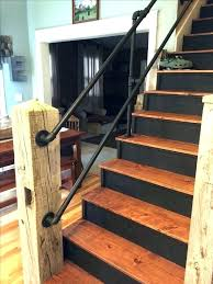 wood stair railing ideas deck stair railing ideas outdoor wooden stair railing ideas reclaimed barn timber used as newel post wood staircase railing ideas