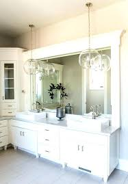 pendant lighting for bathroom vanity. Pendant Lighting For Bathroom Vanity Ing Images Of Over A