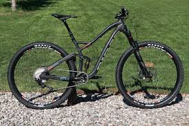 Niner Size Chart Teton Tested Niners Super Capable Jet Rdo Trail Bike