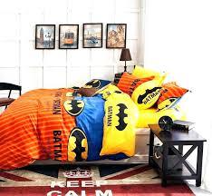 batman twin comforter set superman limited edition bedding lego