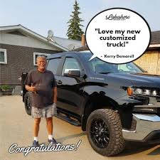 Congratulations to Reino Niemi on his brand new 2019 Chevrolet S