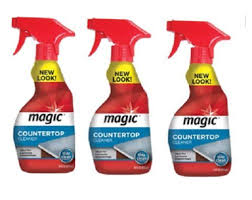 details about 3 pack countertop magic company surface cleaner 14oz