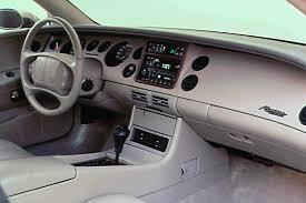 1995 99 buick riviera consumer guide auto 1996 buick riviera interior