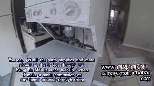 moving washer and dryer. How To Make Moving Laundry Center Washer Dryer Washing Machines Upstairs Easier Video And R