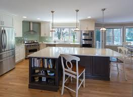 Off White Kitchen Cabinets With Black Countertops white cabinets