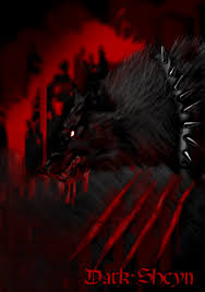 Bloody theme gives you bloody live wallpapers with wild background and dangerous bloody home screen. Blood Wolf By Dark Sheyn On Deviantart