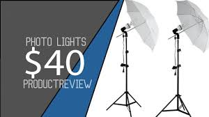 40 limostudio photography lighting kit review best lighting kit you