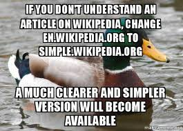 5 Insightful Actual Advice Mallard Memes - Modis via Relatably.com