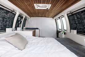 Van Interior Design