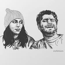 h3h3 made charicatures of ethan