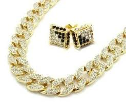 latest hip hop jewelry reviews 14k cuban rope gold chain bracelet