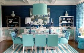 blue dining room set. Maritimes Dining Room Set - Aqua Colors And Symbols Of The Sea Blue