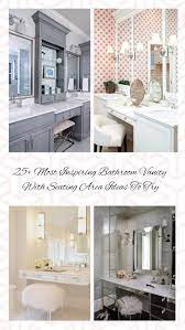 25 Most Inspiring Bathroom Vanity With Seating Area Ideas To Try Https Goo Gl Dumwqr Modern Kitchen Remo Bedroom Seating Area Bedroom Seating Vanity Seat