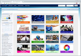 moodle templates 22 awesome moodle site themes moodle news
