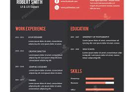 Amazing Resume Templates Free Beauteous Cool Resume Templates Buzzfeed Dadajius
