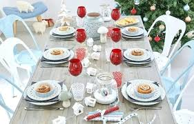 Table De Noel Rouge Et Blanc Best Noel Rouge La Table Is With Noel ...