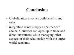 globalization essays trade globalization and development university world