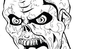Zombie Coloring Pages New Zombie Coloring Pages Printable Crayola