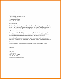 11 Example Simple Cover Letter Simple Cover Letter Samples For