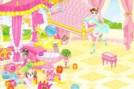 princess room decorations game play