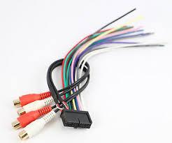 xtenzi radio wire harness for jensen 20pin cd6112 cd3610 mp5610 image is loading xtenzi radio wire harness for jensen 20pin cd6112