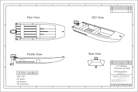 Aluminium Boat Designs Plans Free A Jon Boat Plan Getting The Best Out Of Your Boat Plans