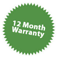 Image result for 12 MONTHS WARRANTY GREEN