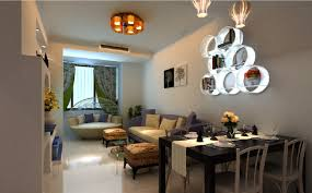 home lighting design ideas. Dining Room And Living Ceiling Lamps With Gold Oendant Lighting Design Ideas: Full Home Ideas