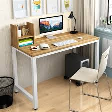 Office desk home Small Space Simple Modern Office Desk Portable Computer Desk Home Office Furniture Study Writing Table Desktop Laptop Table Imall Simple Modern Office Desk Portable Computer Desk Home Office