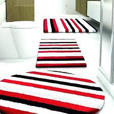kohls bathroom rugs red bath rug black and white bathroom rugs gray bathroom rug sets ideas