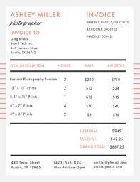 29+ Simple Invoice Generator Pics