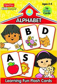 Here you'll find our favorite flash cards your preschooler is sure to love. Fisher Price Little People Preschool Flash Cards Alphabet Modern Publishing 9780766613836 Amazon Com Books
