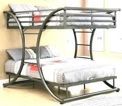 Queen Bunk Bed Loft Twin Over Full Size