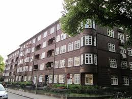 Filehufnertwiete Ecke Hufnerstraße In Hamburg Barmbek Nord