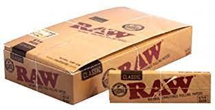 RAW Classic 1 1/4 Box - السهم العالي