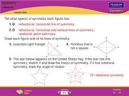 Lines Of Symmetry Powerpoint Ppt Symmetry Powerpoint Presentation Id 4126572